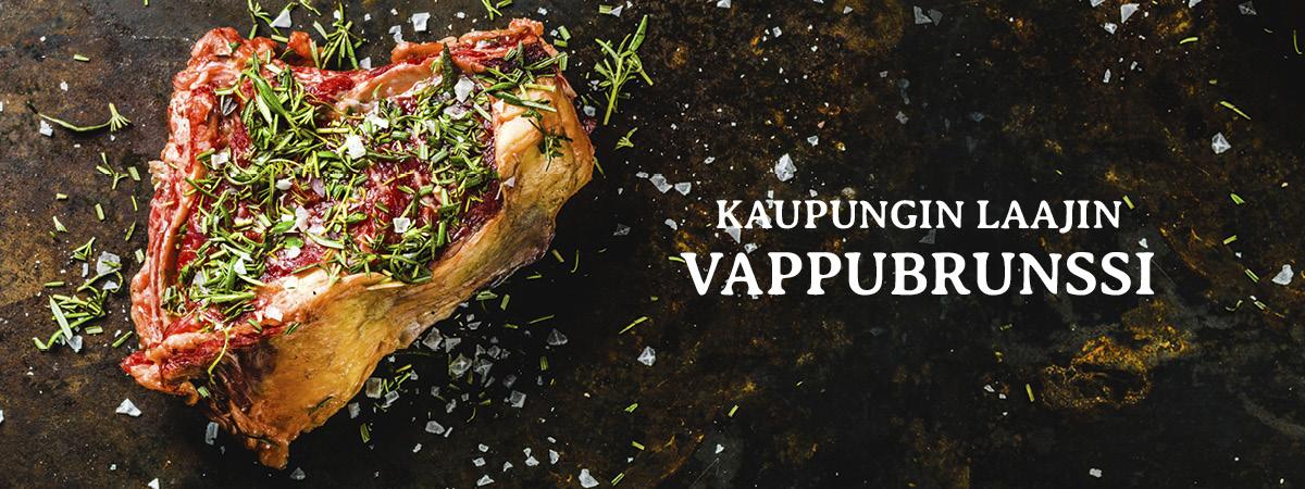 Vappubrunssi - The Kitchen